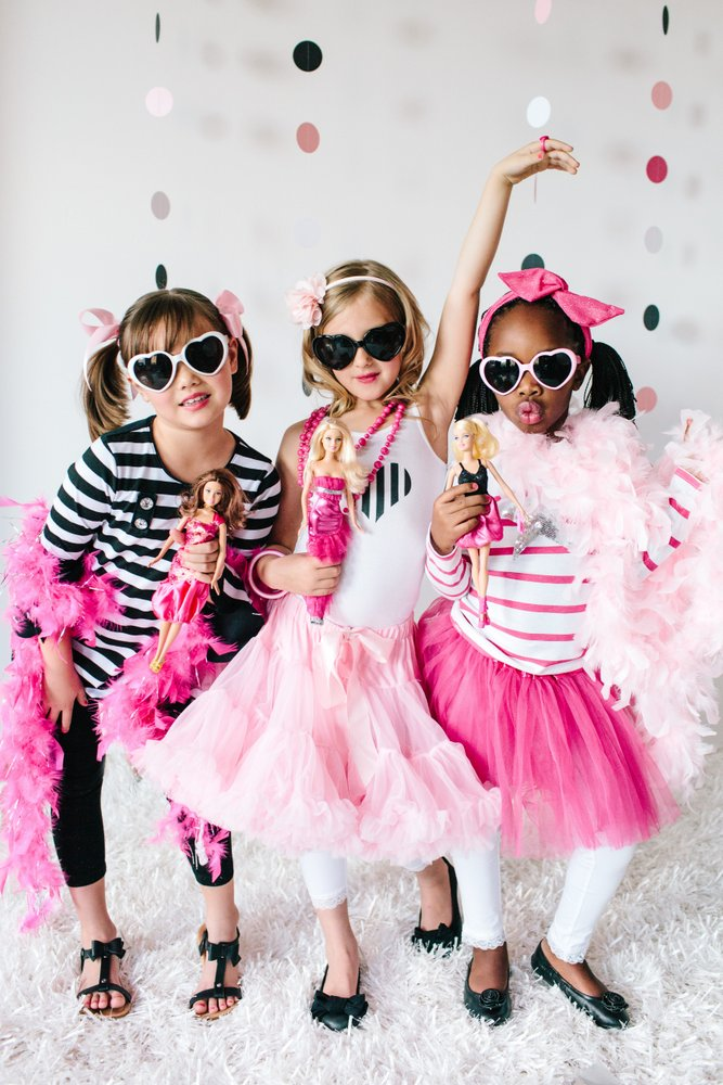 Best Barbie™ Glam Birthday Party… The Tomkat Studio Blog This Month