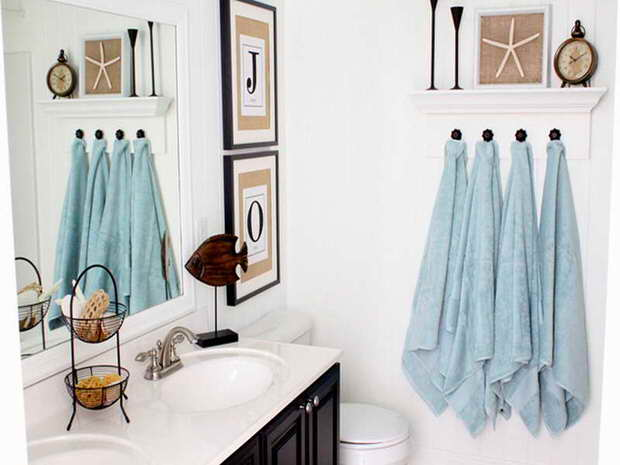 Best Bathroom Décor Quick Bathroom Decorating On A Budget This Month