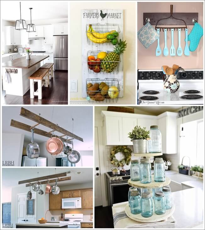 Best Diy Farmhouse Kitchen Decor Projects This Month