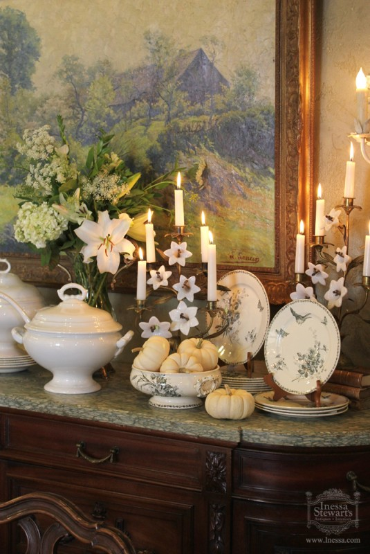 Best Autumn Antique Decorating Antiques In Style This Month