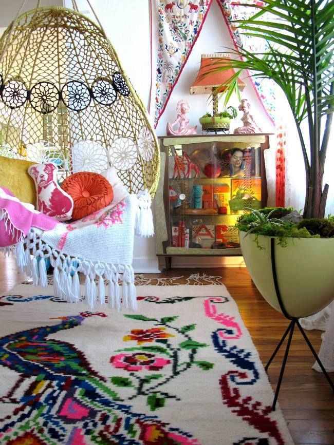 Best Bohemian Decor Inspiration Hippie Chic Homes Feng Shui This Month