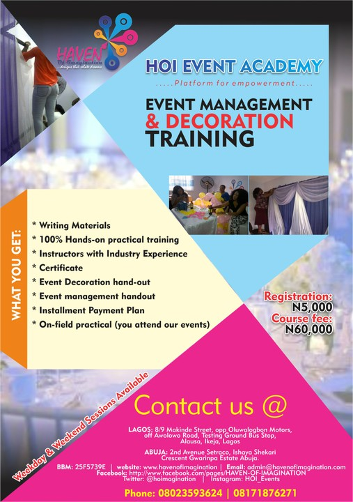 Best Event Business Is Profitable Event Management And This Month