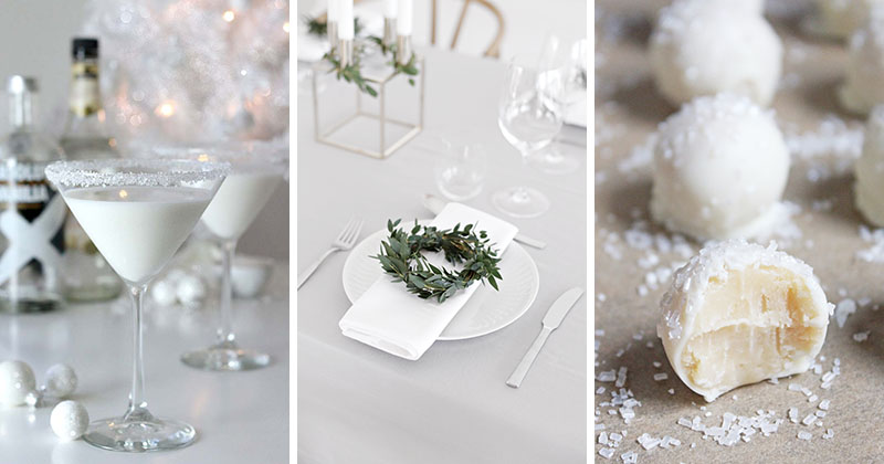 Best Throw An All White Party With These Ideas For Food And This Month