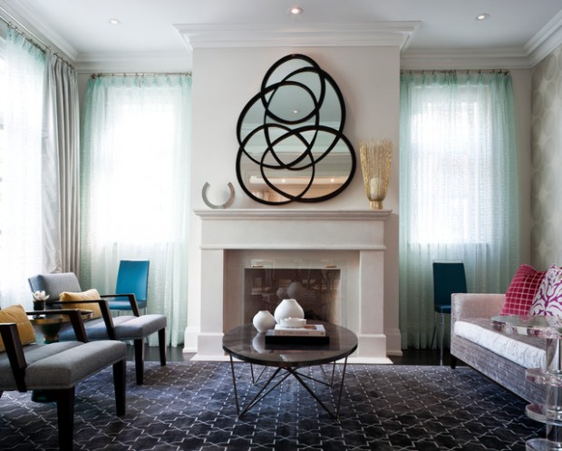 Best 17 Beautiful Living Room Decorating Ideas With Wall This Month
