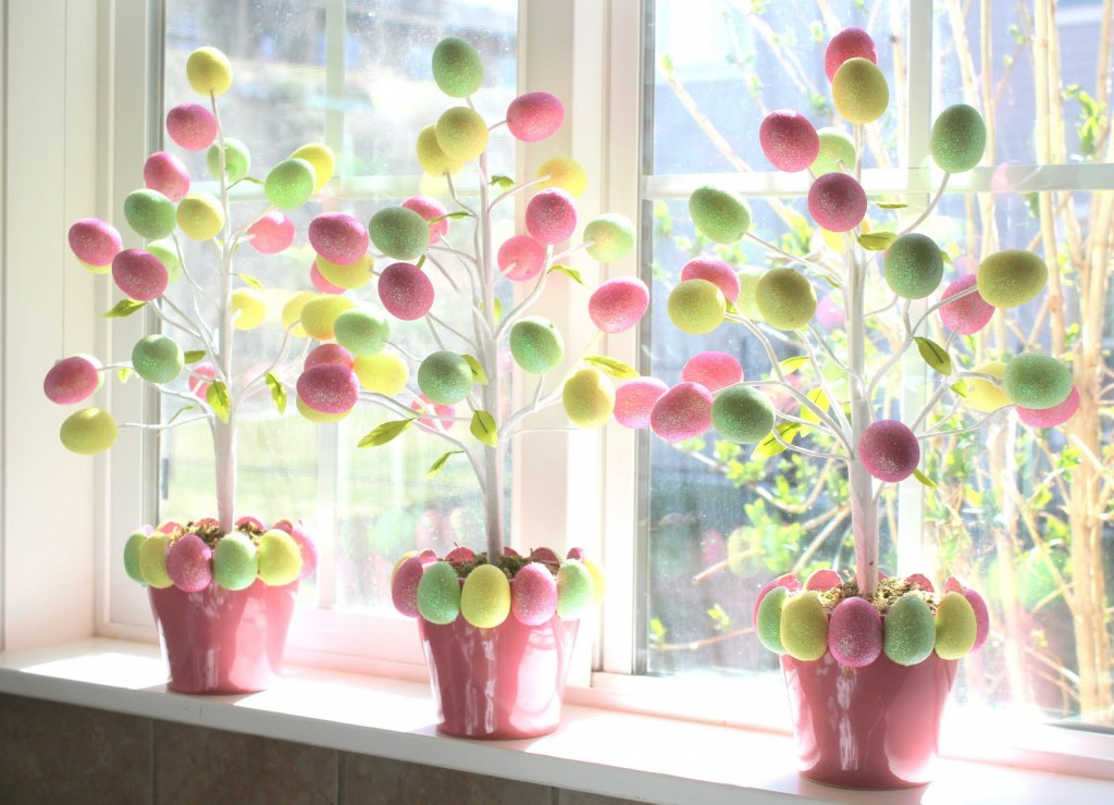Best 17 Creative And Easy Diy Easter Home Decorations Style This Month