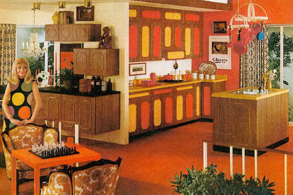 Best 1969 The Worst Decor Trend From The Year You Were Born This Month