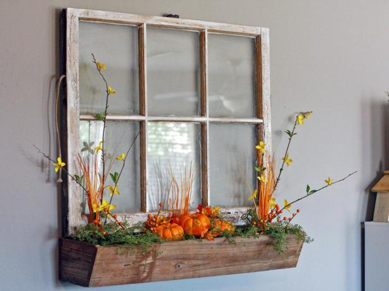 Best 5 Upcycled Window Projects We Love Hgtv S Decorating This Month