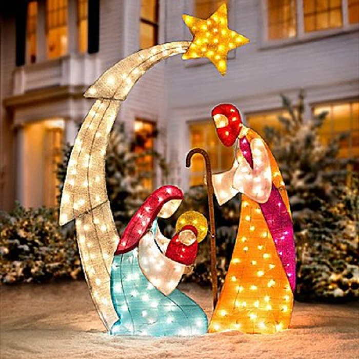 Best Outdoor Christmas Decor Ideas Home Designing This Month