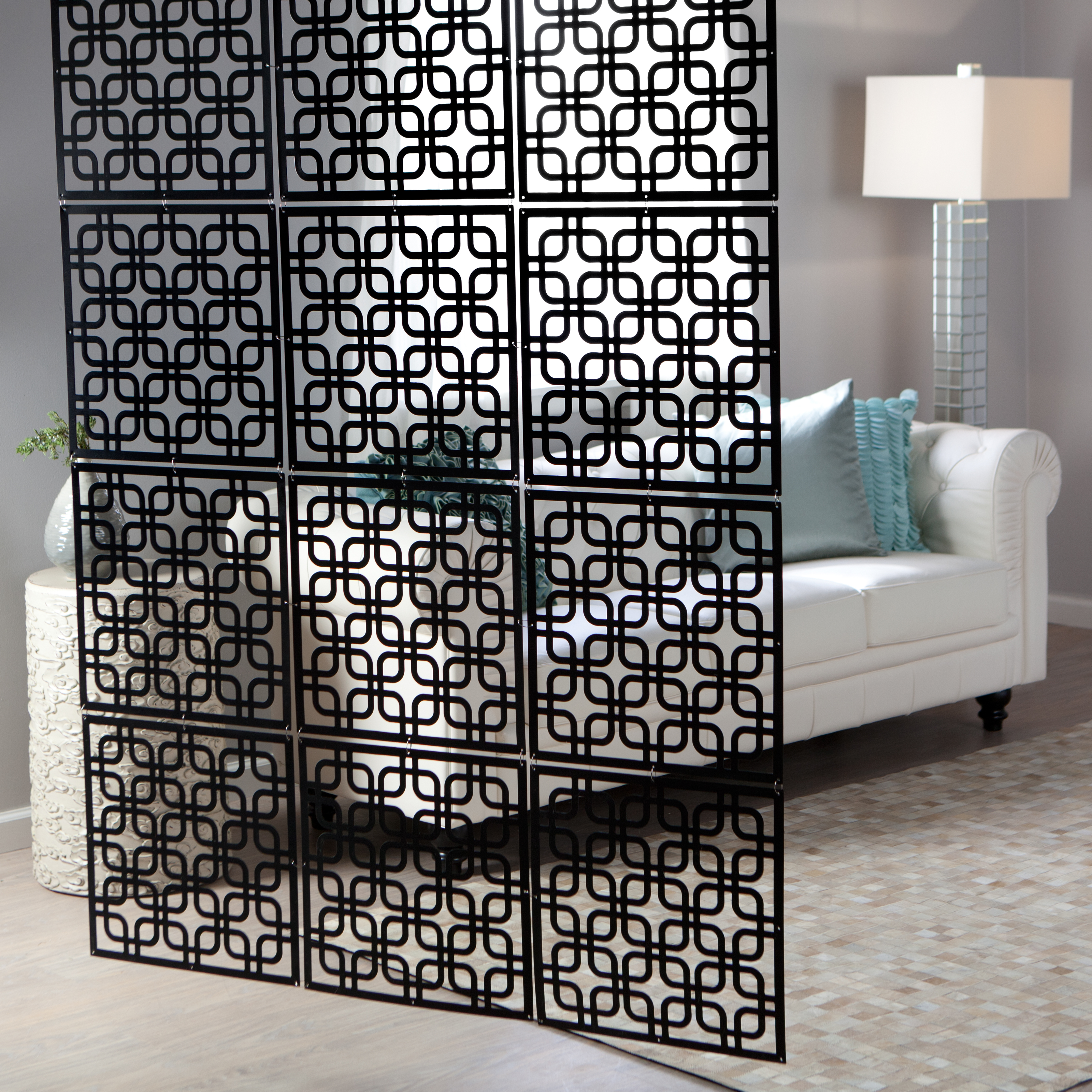 Best Interwoven Decorative Panel Set Of 4 16W X 16H In This Month