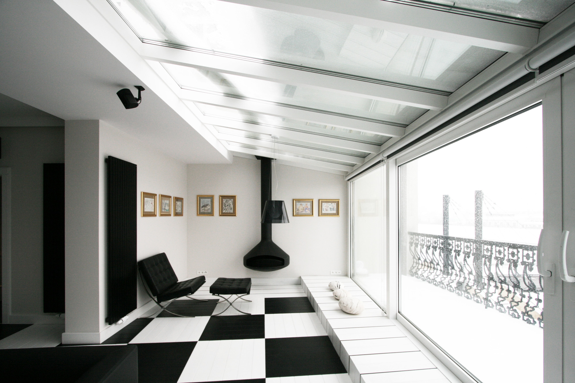 Best Black And White Office Toya Design Archdaily This Month
