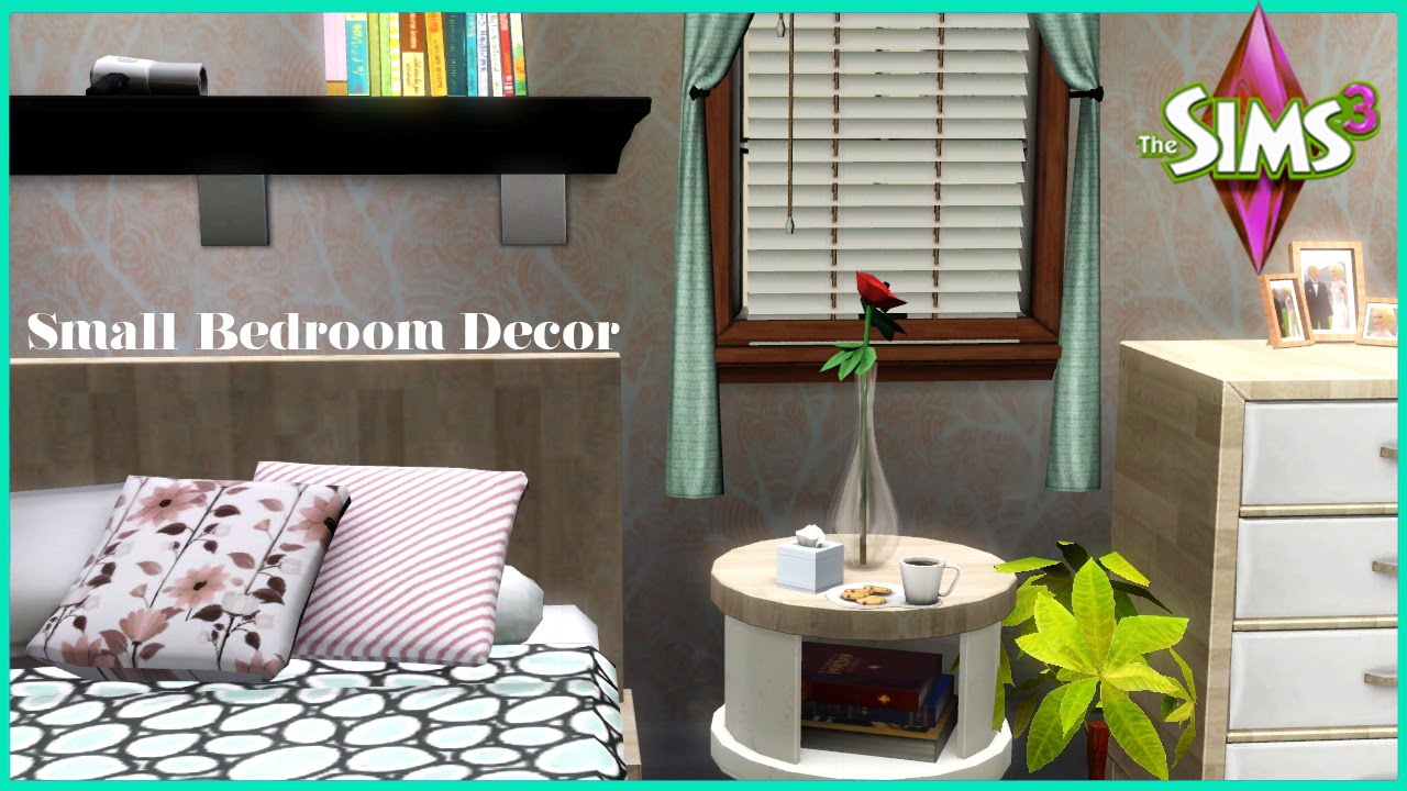 Best The Sims 3 Small Bedroom Decor Youtube This Month