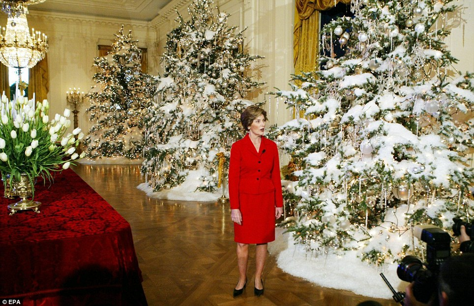 Best I M Dreaming Of A White House Christmas Michelle Obama This Month