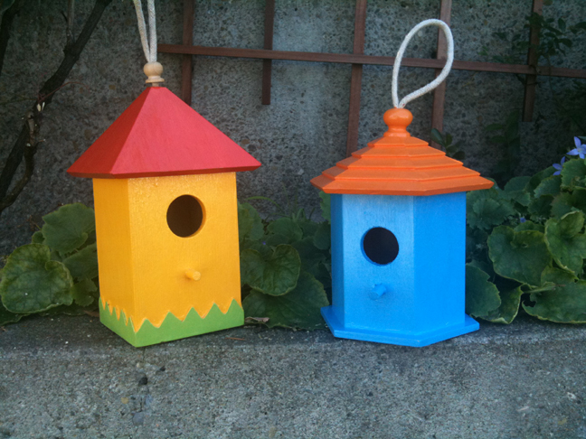 Best 17 Free Birdhouse Designs Favecrafts Com This Month