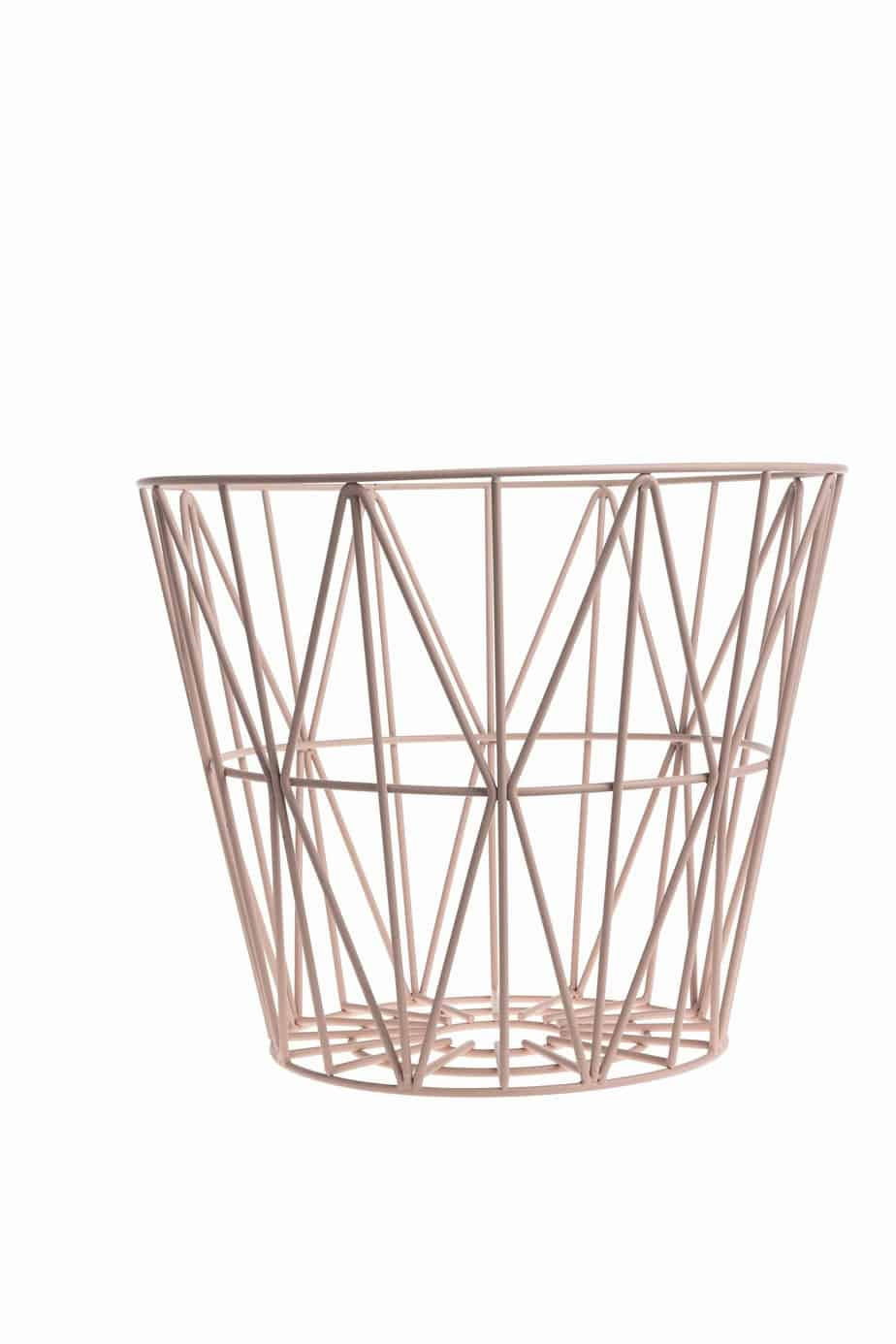 Best Decorative Wire Baskets Storage Baskets Laundry Shoppe This Month
