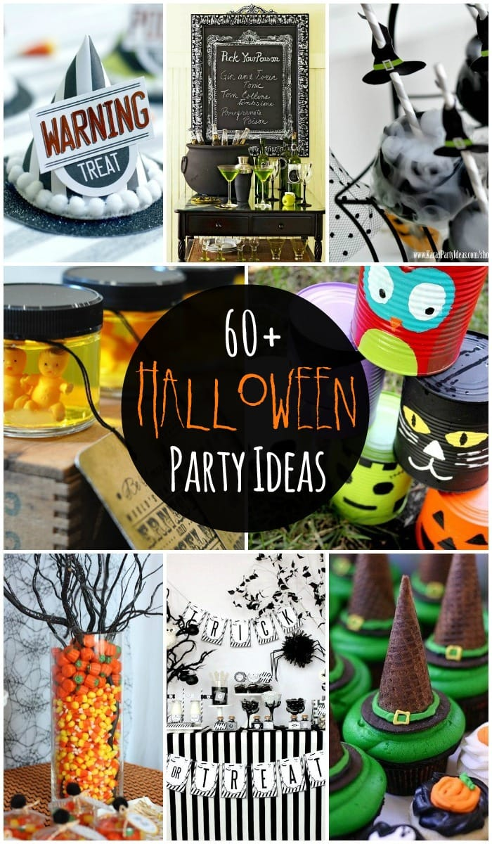 Best Halloween Party Ideas This Month