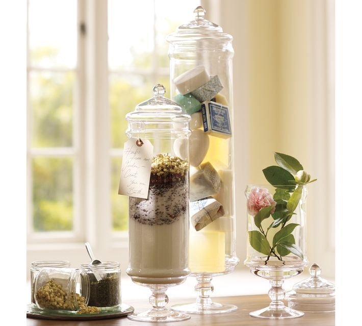 Best 18 Ideas To Decorate With Apothecary Jars Decoholic This Month