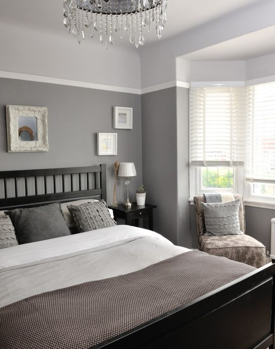Best 40 Gray Bedroom Ideas Decoholic This Month