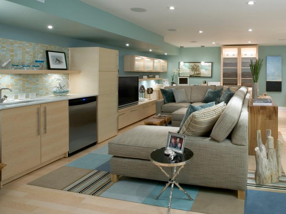 Best Basement Makeover Ideas From Candice Olson Hgtv This Month