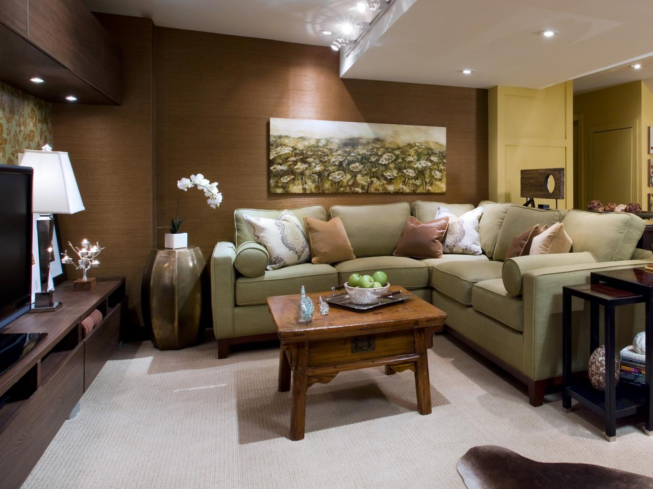 Best 10 Chic Basements By Candice Olson Decorating And Design This Month