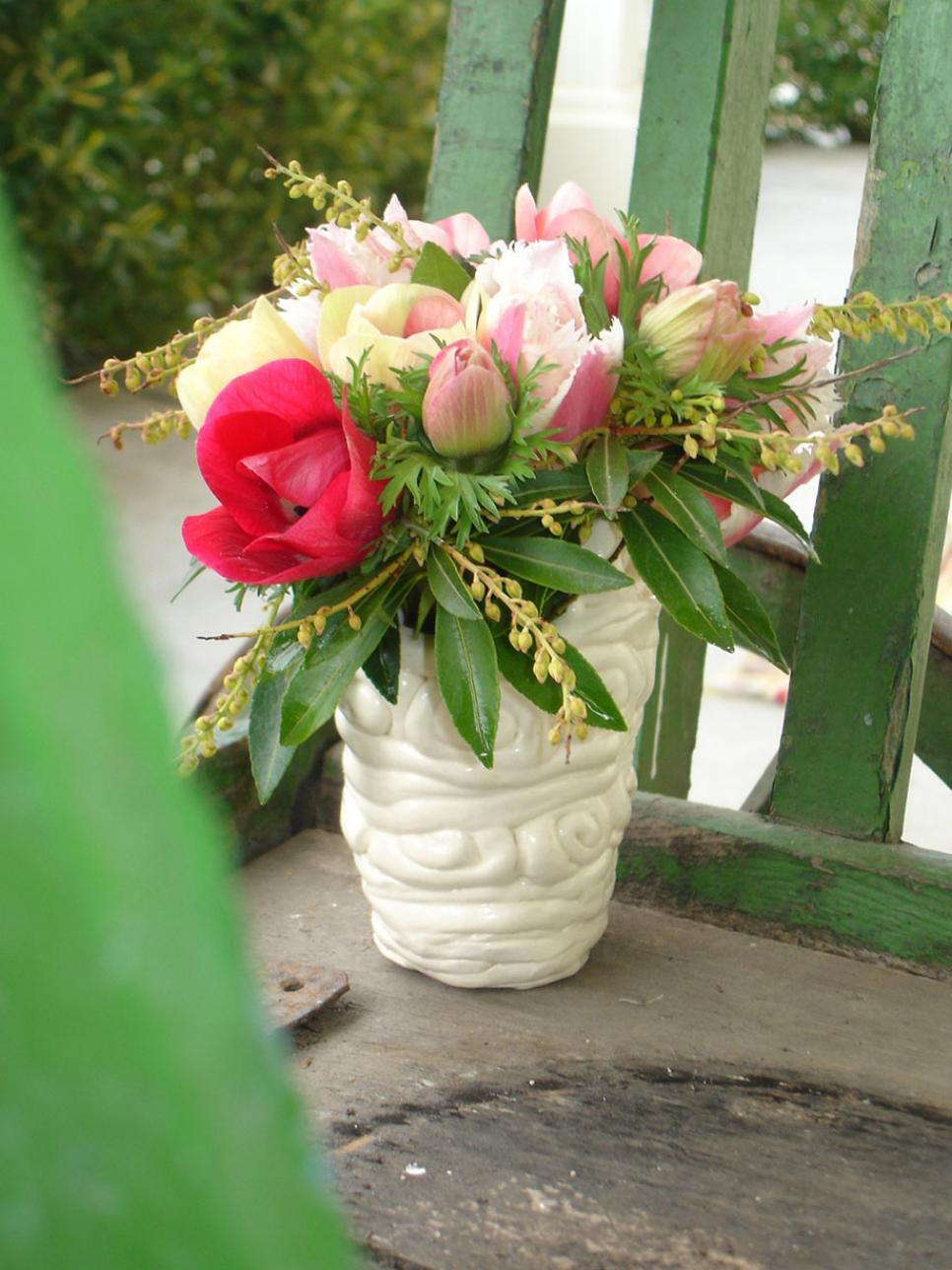 Best Decorate With Flowers For Spring Hgtv This Month