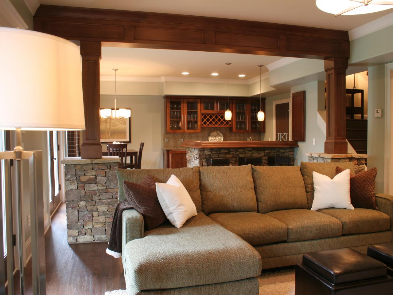 Best Basement Finishing Costs Hgtv This Month