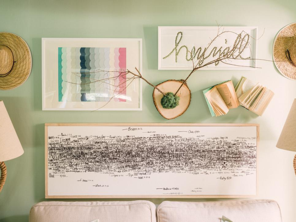 Best Diy Art Ideas Hgtv This Month