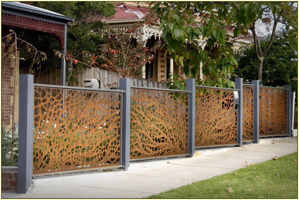 Best List Of Decorative Fencing Ideas Homesfeed This Month