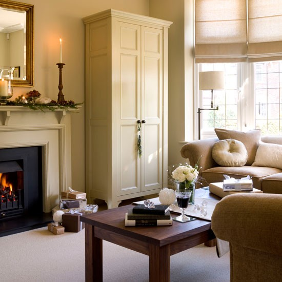 Best Living Room Christmas 1930S Detached Home House Tour This Month