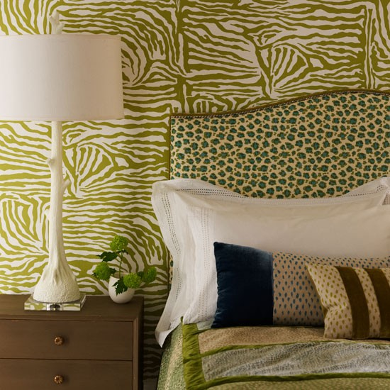 Best Colour Co Ordinate How To Decorate With Animal Print This Month