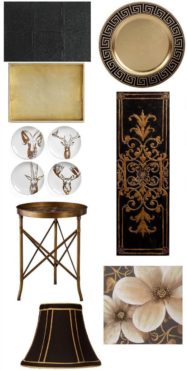 Best Saintsational Black And Gold Home Decor Places In The Home This Month