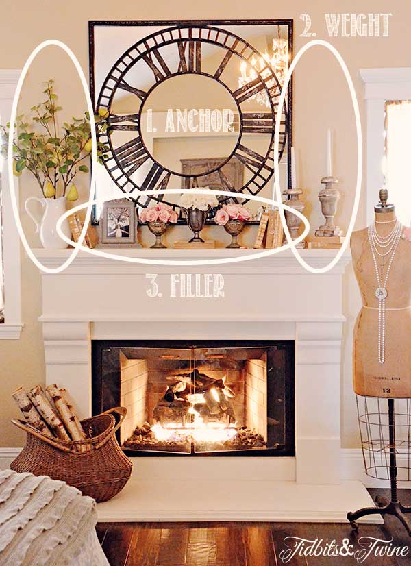Best How To Decorate A Mantel Tidbits Twine This Month