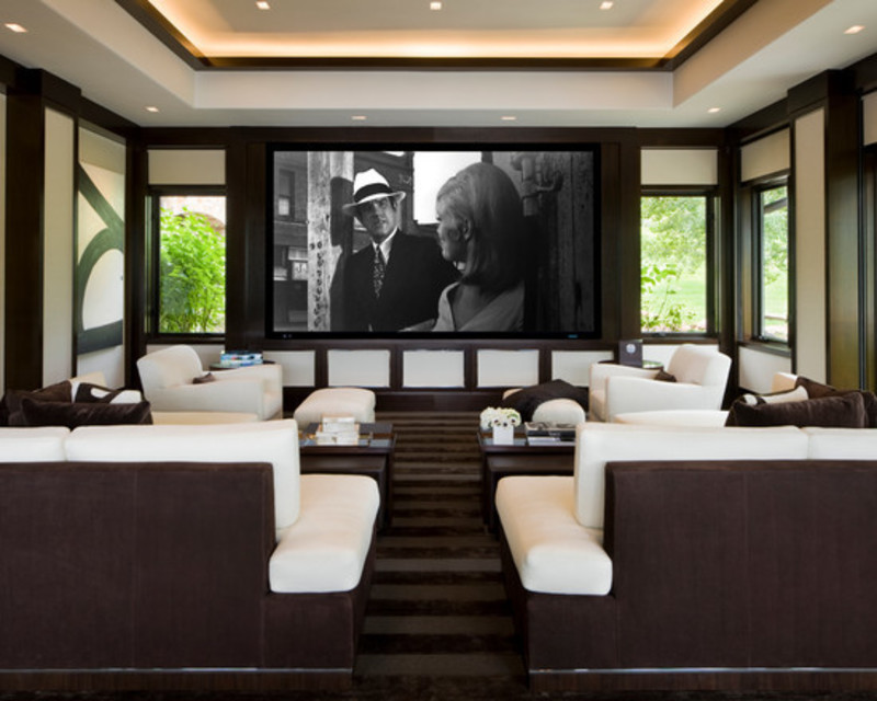 Best Media Room Design Ideas Pictures Remodel And Decor This Month