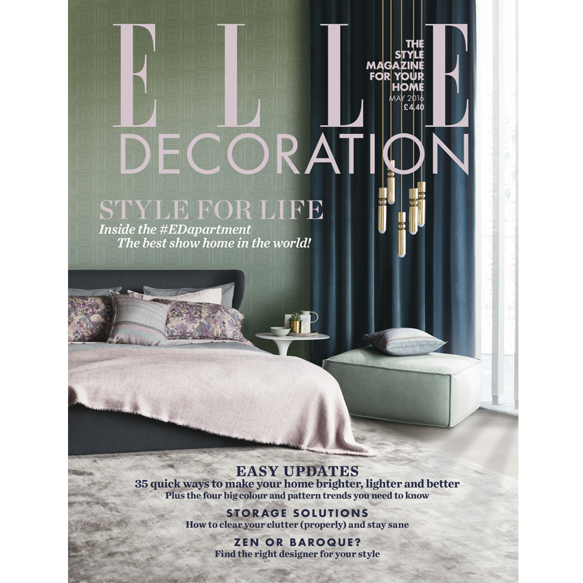 Best May 2016 Elle Decoration Uk This Month