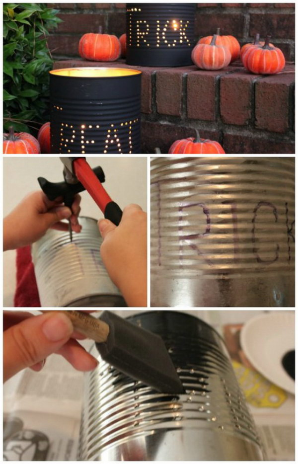 Best 25 Easy And Cheap Diy Halloween Decoration Ideas 2017 This Month