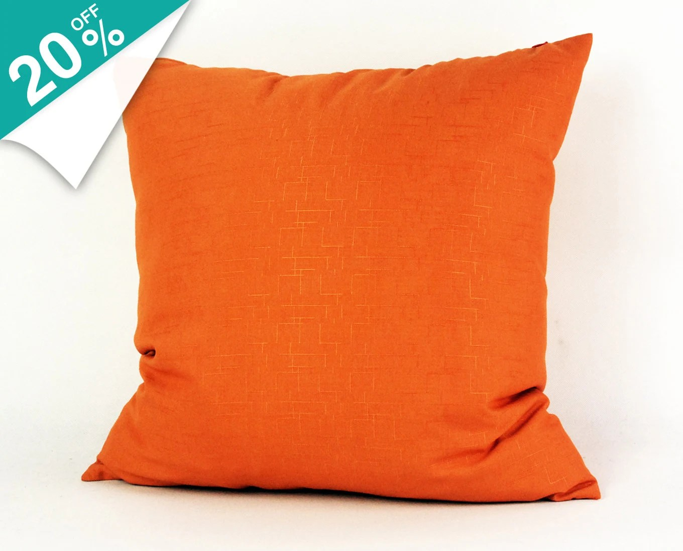 Best Free Shipping Orange Decorative Throw Pillows Pillow By This Month