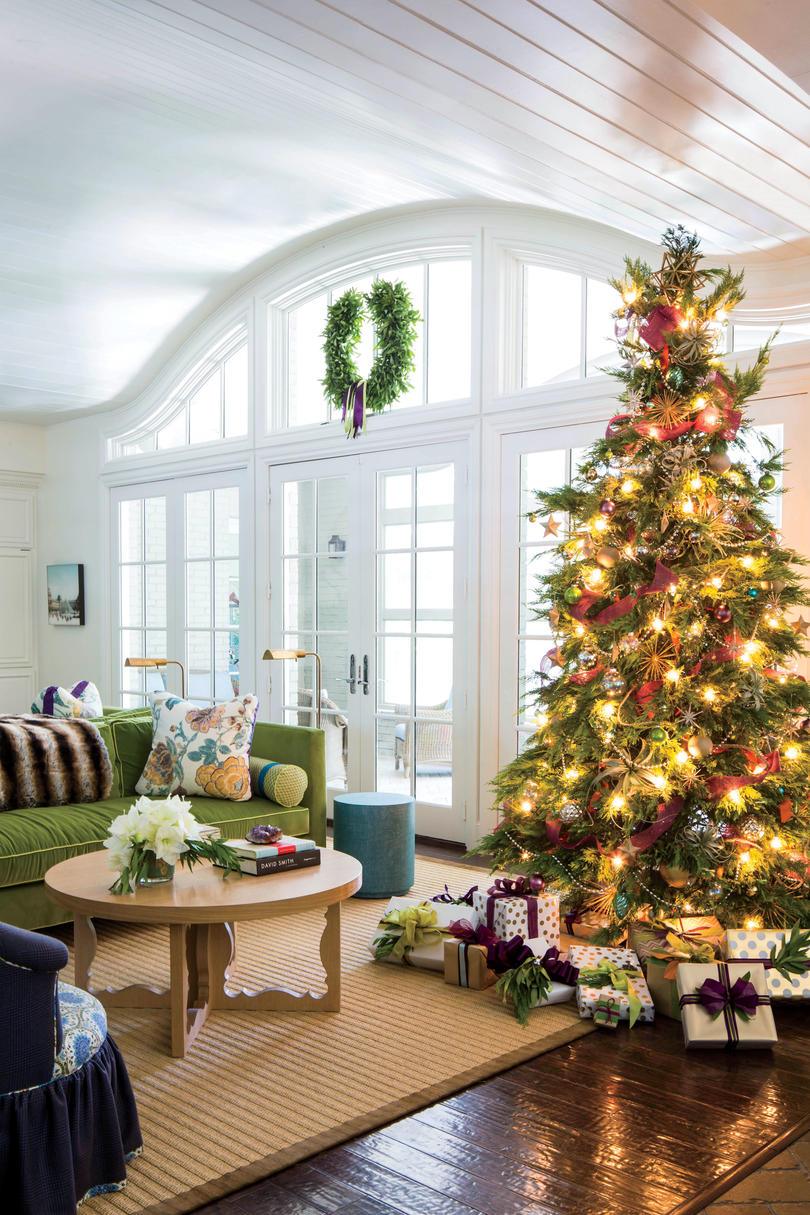 Best Christmas Tree Decorating Ideas Southern Living This Month