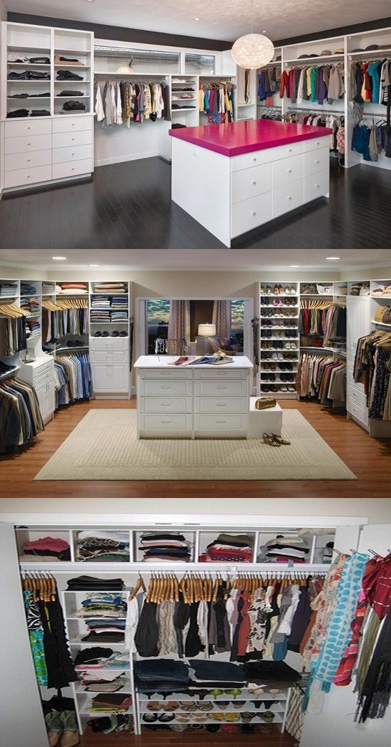 Best Smart And Practical Walk In Closet Design Ideas Interior This Month