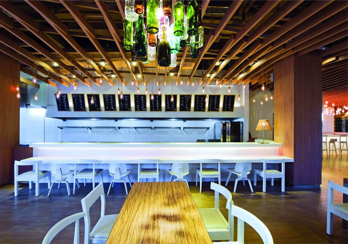 Best Japanese Restaurant Interior Decor Interiorzine This Month