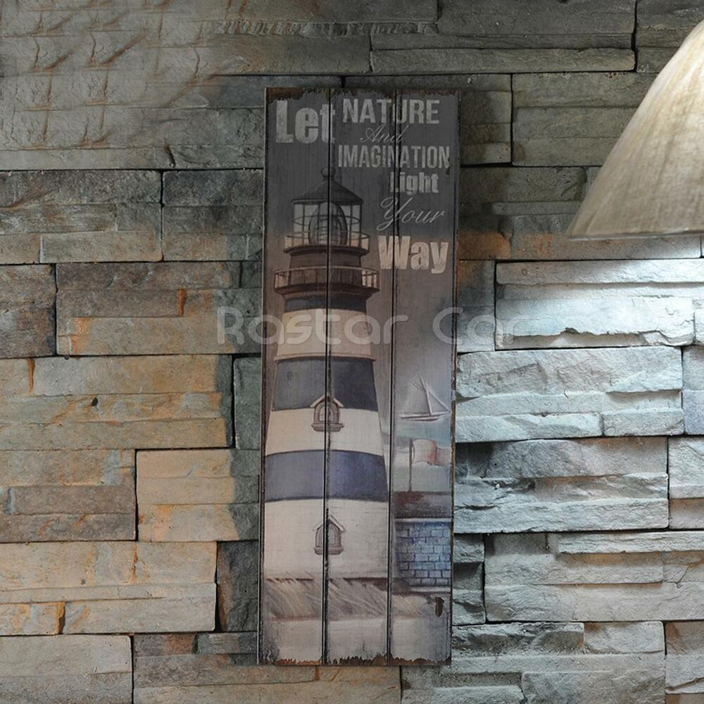 Best Nautical Decor Rustic Wood Sign Plaque Wall Art Picture This Month