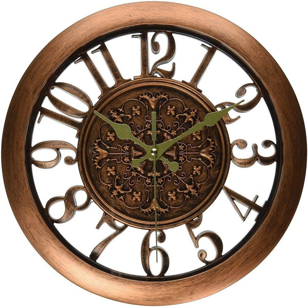 Best Wall Clock Home Decor Retro Large Numbers Design Office This Month