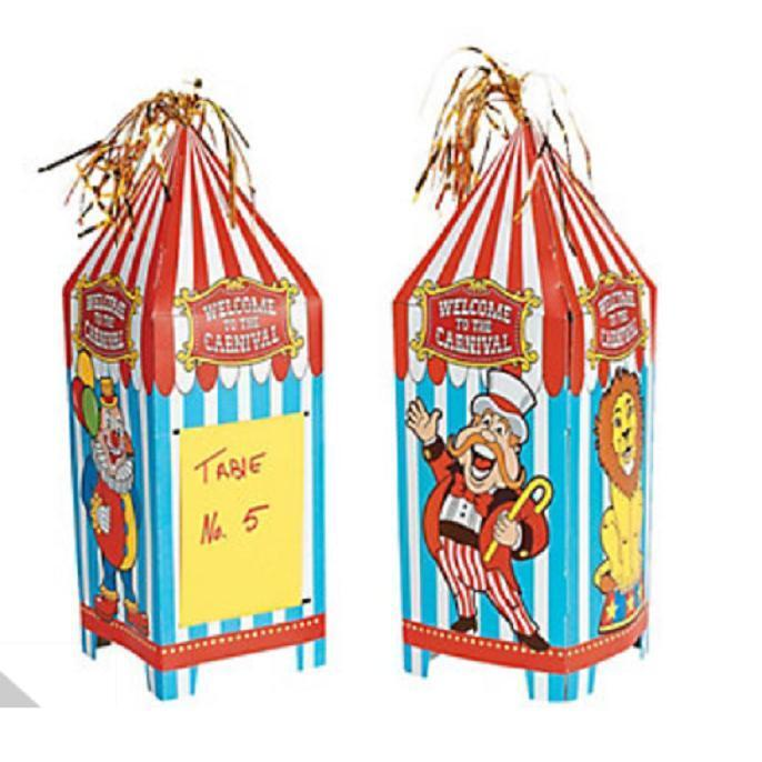 Best Carnival Big Top Tent Circus Birthday Party Decorations This Month