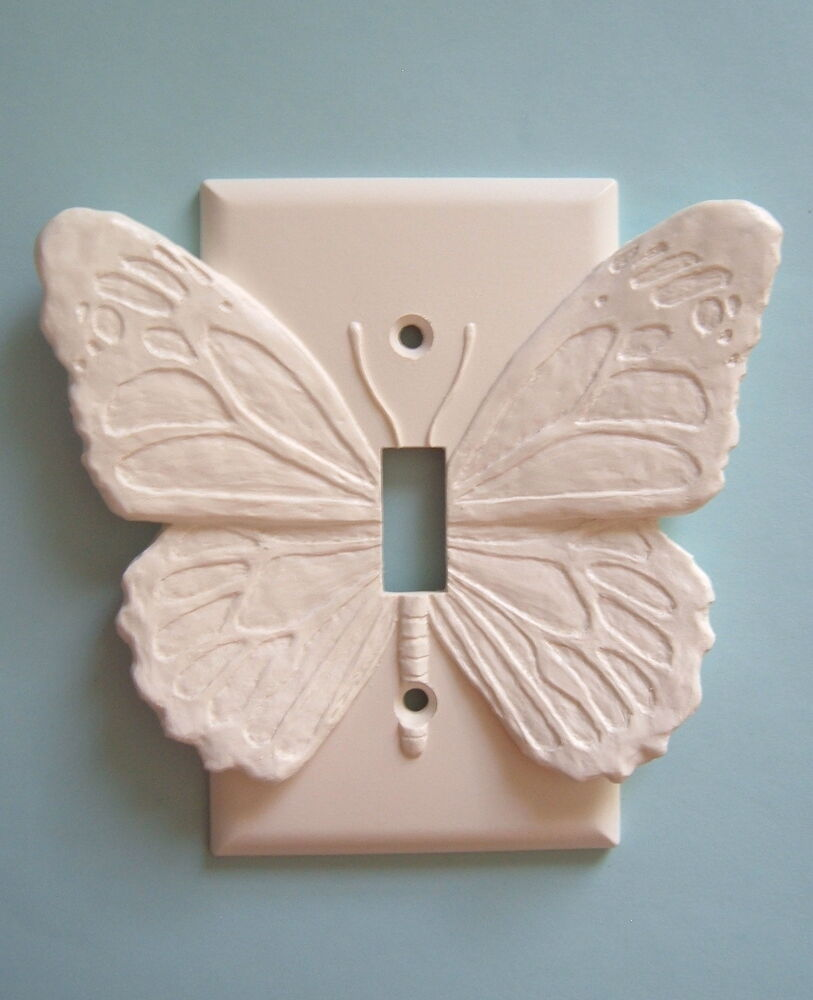 Best Butterfly Light Switch Plate Wall Cover Toggle Switchplate This Month