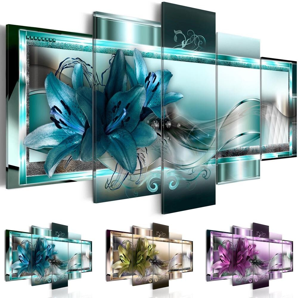 Best Canvas Print Modern Picture Painting Giclee Wall Art Home This Month