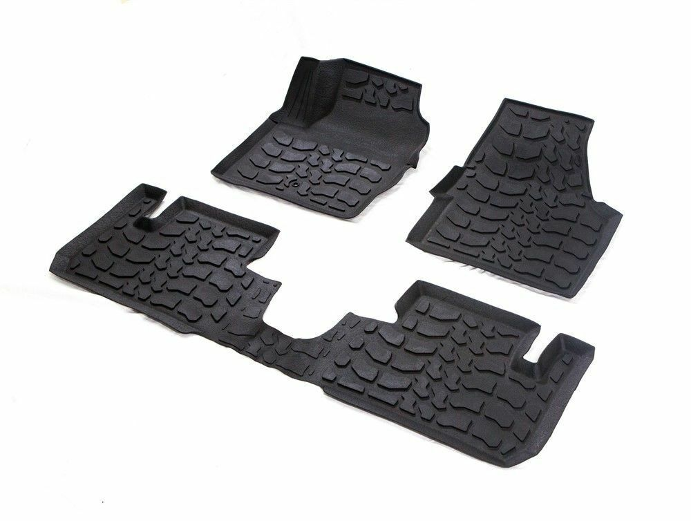 Best Custom Fit 3D All Weather Rubber Floor Mats Liners 2008 This Month