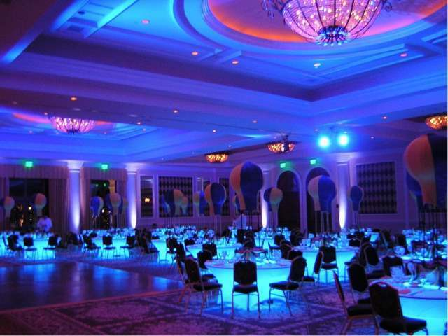 Best Banquet Hall Premium Led Lighting Kit Under Table This Month
