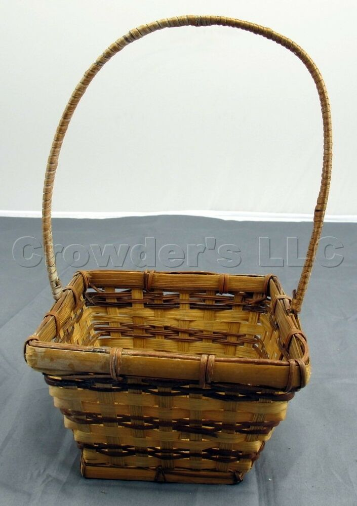 Best Small Decorative Home Decor Square Woven Wicker Basket This Month