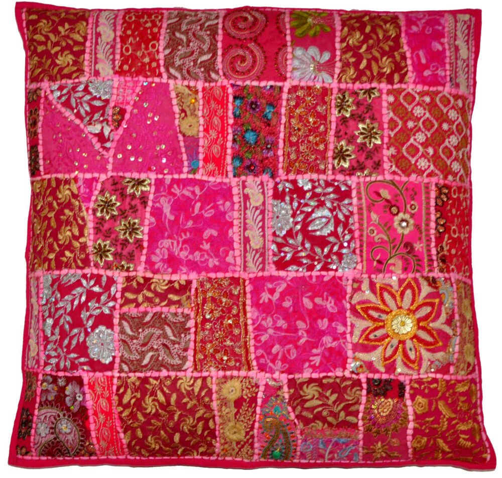 Best 24 Decorative Vintage Boho Throw Pillow Embroidered This Month