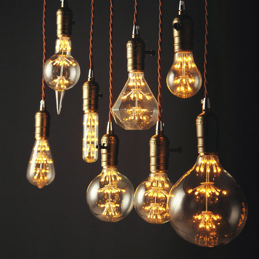 Best E27 Vintage Style Edison Led Light Filament Bulb Lamp This Month