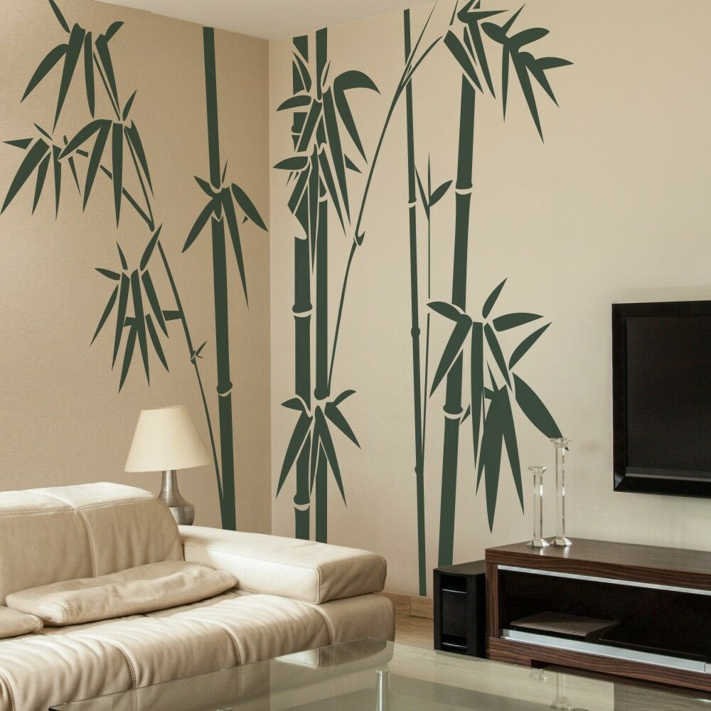 Best Bamboo Tree Wall Sticker Inspirational Family Vinyl Home This Month