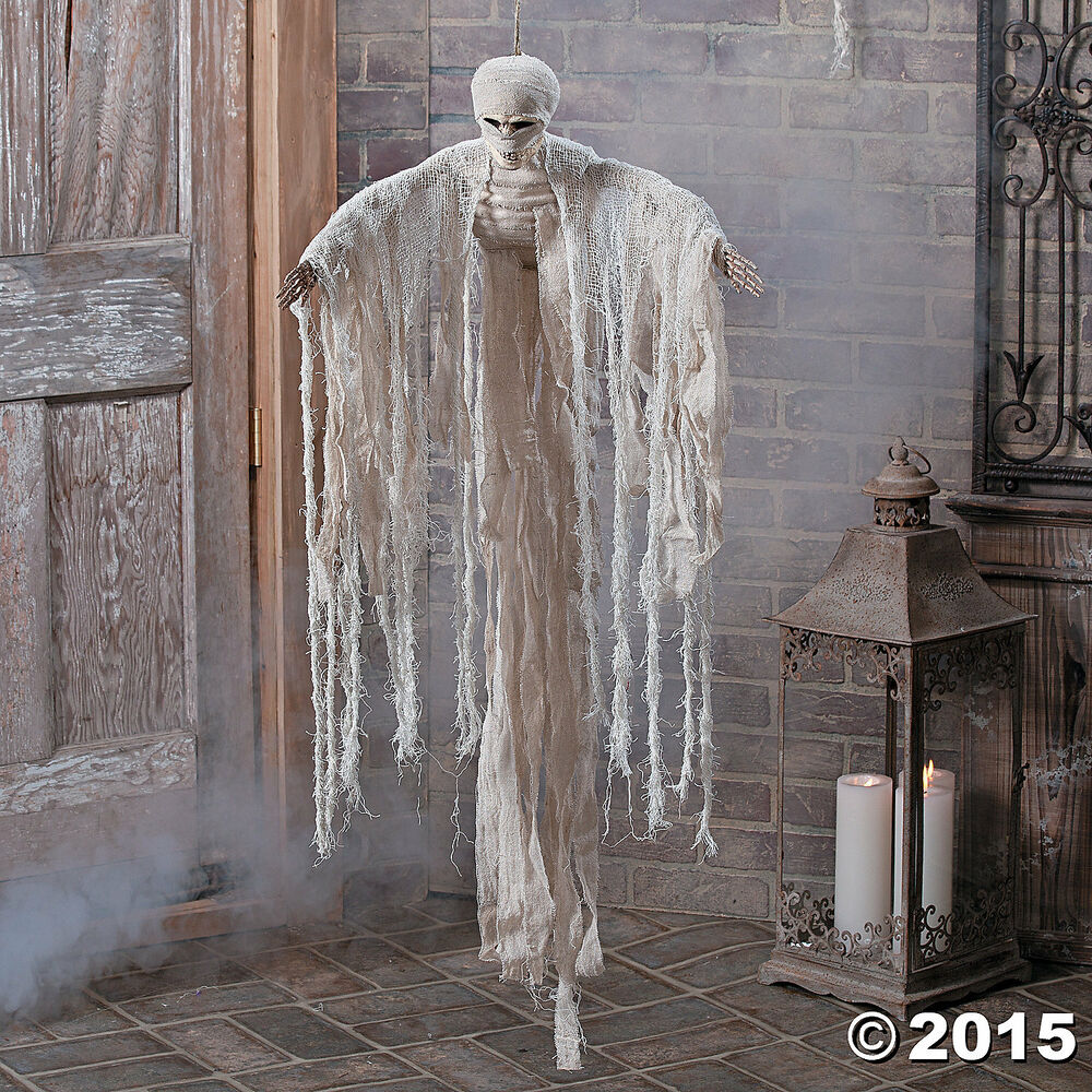 Best Hanging Mummy Foam Hangs Approx 43 Halloween Party This Month